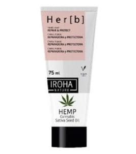 Iroha Nature -   Hand Cream Herb Cannabis, 50ml
