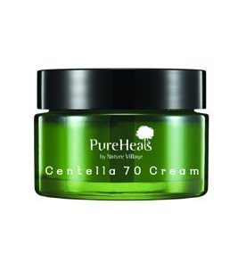 PureHeals -  Jar Centella 70 Face Cream , 50 ml