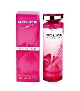 Police - Contemporary Fragrances Passion Women EdT Natural Spray, 100 ml