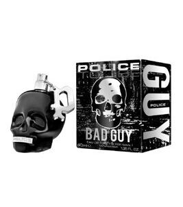Police - To Be Bad Guy Men EdT Natural Spray, 40 ml