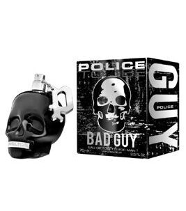 Police - To Be Bad Guy Men EdT Natural Spray, 75 ml