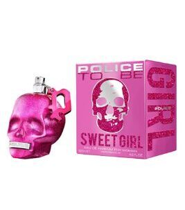 Police - To Be Sweet Girl Women EdP Natural Spray, 125 ml