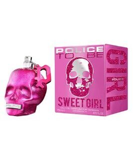 Police - To Be Sweet Girl Women EdP Natural Spray, 75 ml
