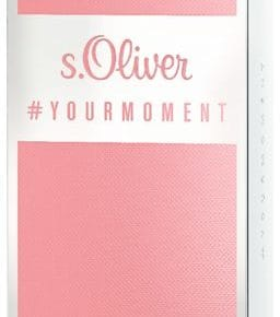 s.Oliver -  Your Moment Women Women Eau de Toilette Natural Spray, 50 ml