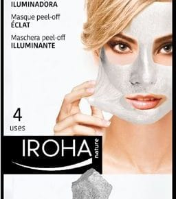 Iroha Nature -  Peel-Off Maske Platinum Peel-Off Mask Platinum + natŸrliche Extrakte, 25ml
