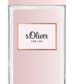 s.Oliver -  For Her For Her Deo Natural Spray, 75 ml