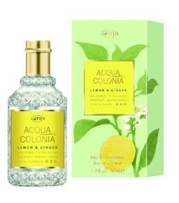 4711 -  Acqua Colonia Lemon & Ginger EdC , 50 ml
