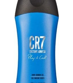 Cristiano Ronaldo -  CR7 Play It Cool Shower Gel, 200 ml