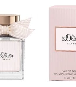 s.Oliver -  For Her For Her Eau de Toilette , 30 ml