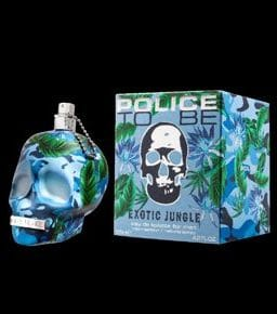 Police -  To Be Exotic Jungle Man Eau de Toilette Natural Spray, 125 ml