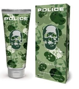 Police -  To Be Camouflage All Over Body Shampoo, 400 ml