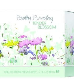 Betty Barclay -  Tender Blossom  Eau de Toilette Natural Spray, 50 ml