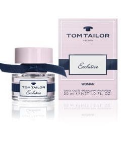 Tom Tailor -  Exclusive Woman Woman Eau de Toilette, 30 ml