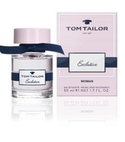 Tom Tailor -  Exclusive Woman Woman Eau de Toilette, 50 ml