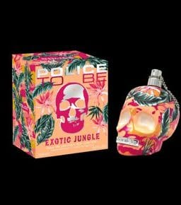 Police -  To Be Exotic Jungle Woman Eau de Parfum Natural Spray, 125 ml