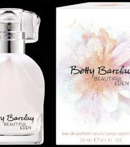 Betty Barclay -  Beautiful Eden Eau de Parfum Natural Spray, 20 ml