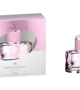 Tom Tailor -  Liquid Woman Woman Eau de Toilette, 20 ml